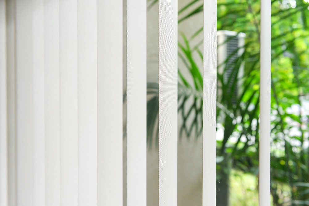 made to measure vertical blinds in Selby